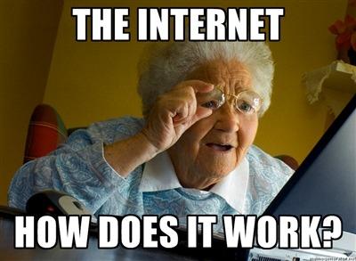 Cos'è internet (domanda vera)