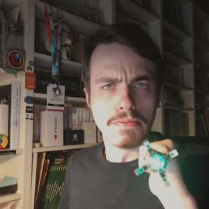 La mia faccia quando ispeziono le pagine web con il cacciavite sonico!